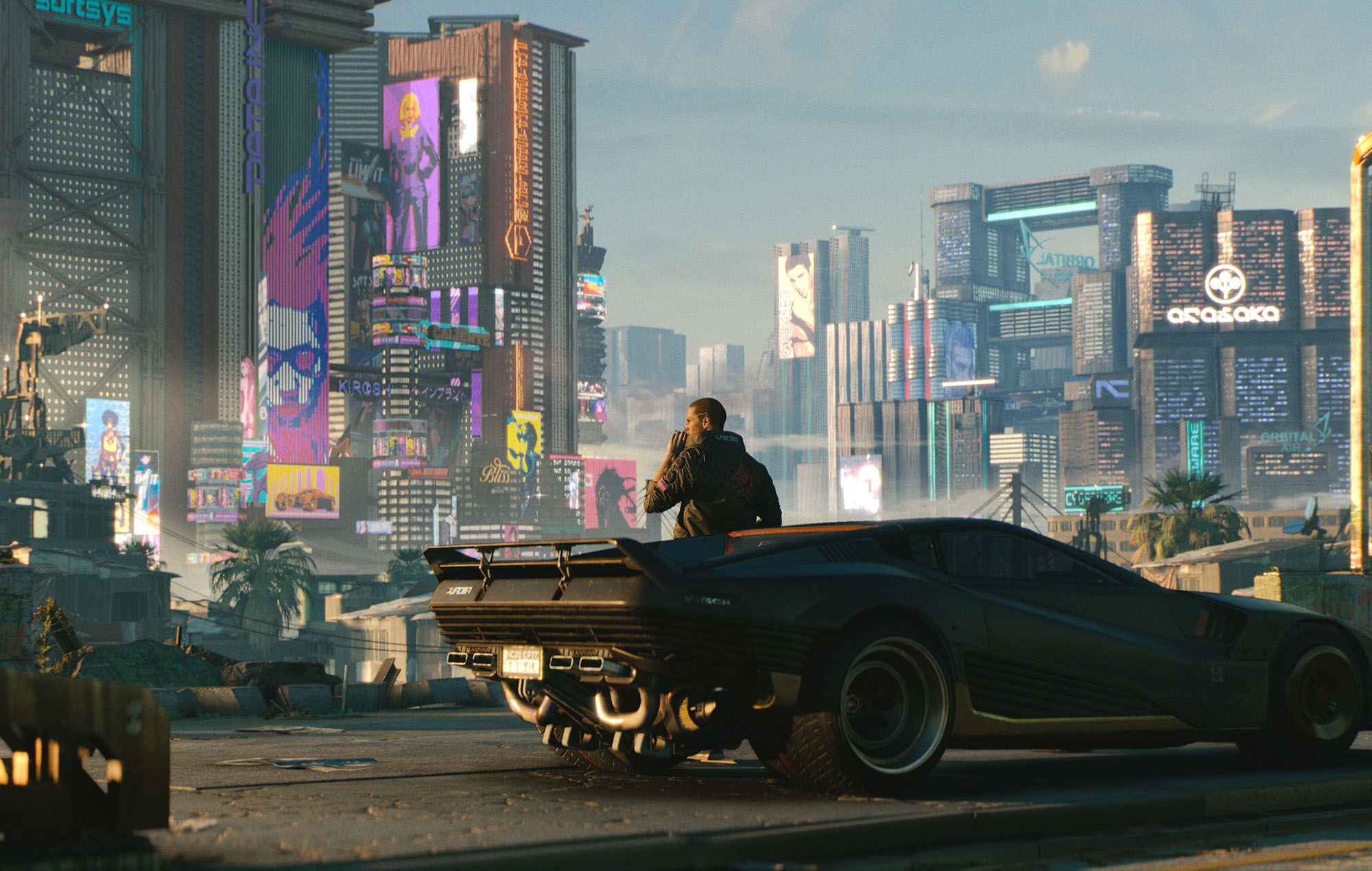 Second lawsuit filed over 'Cyberpunk 2077', CD Projekt RED confirms