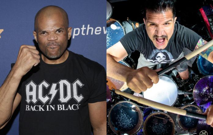 Run-DMC and Anthrax