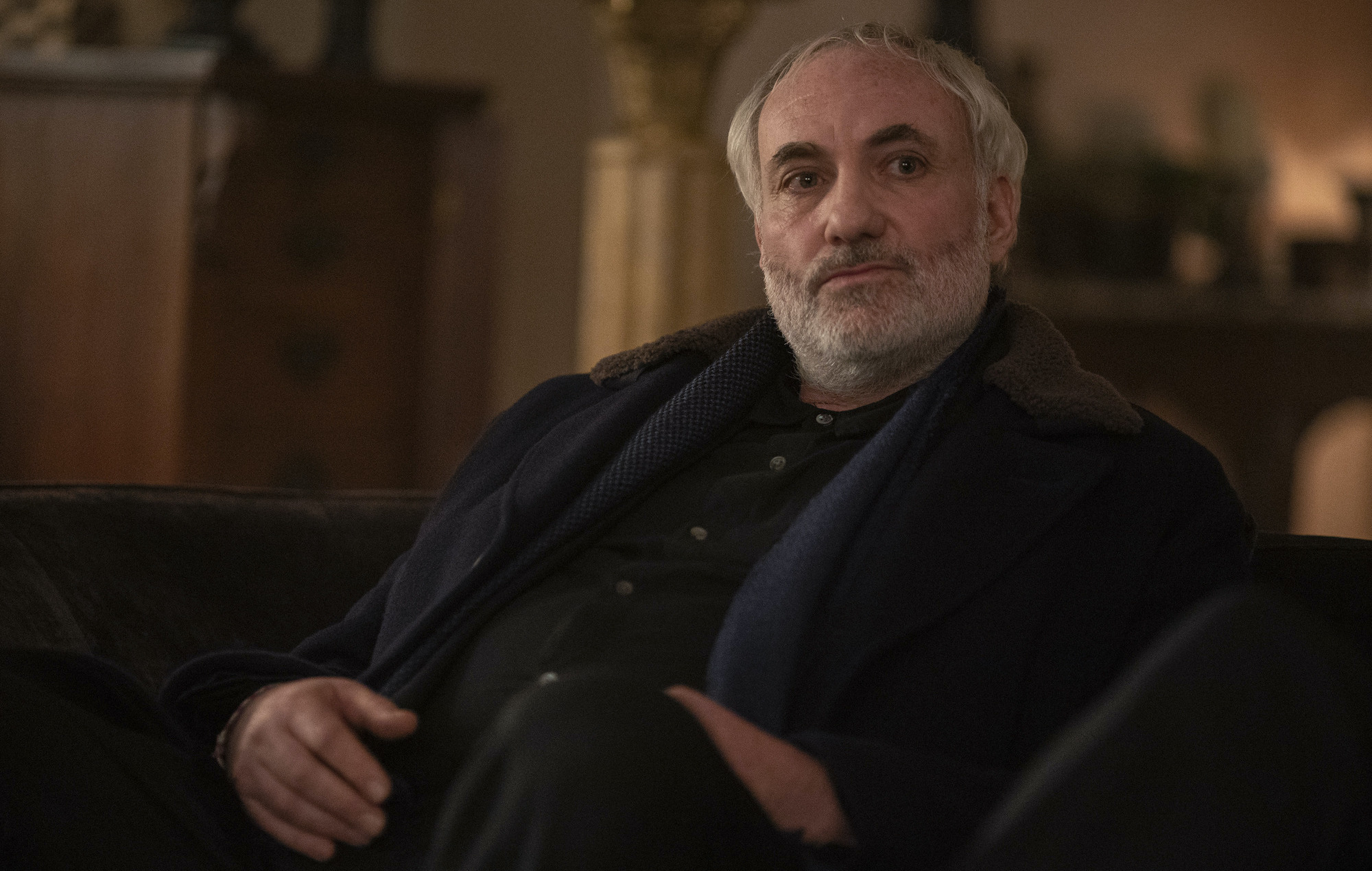 Kim Bodnia, Killing Eve season three