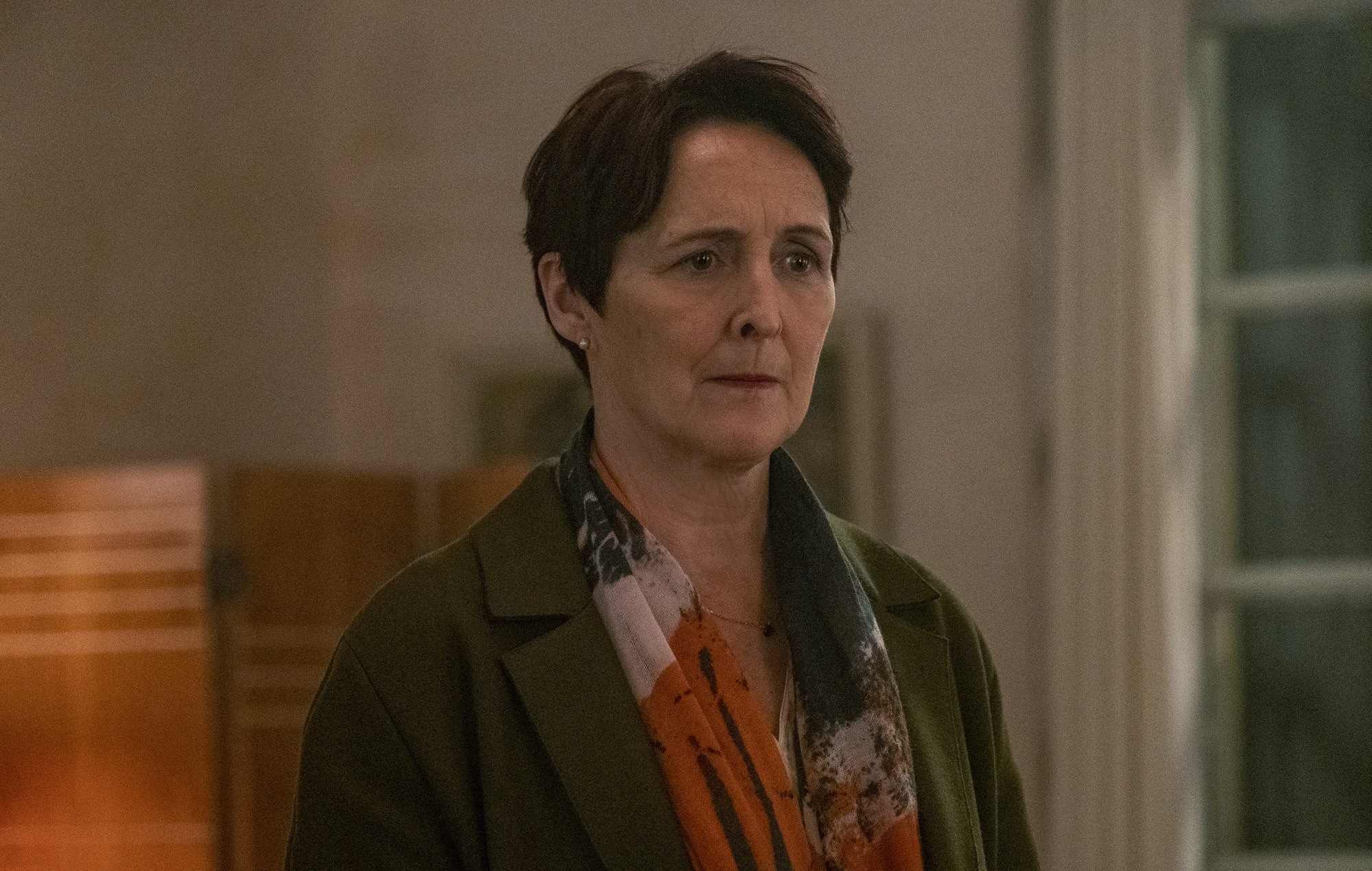 Fiona Shaw, Killing Eve season three