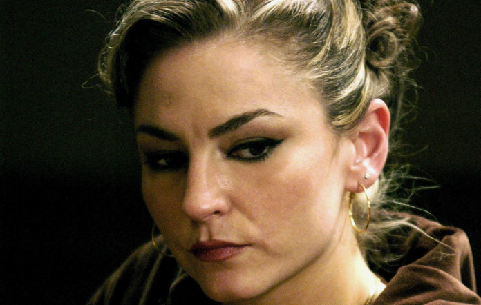 Drea de Matteo as Adriana La Cerva in 'The Sopranos'