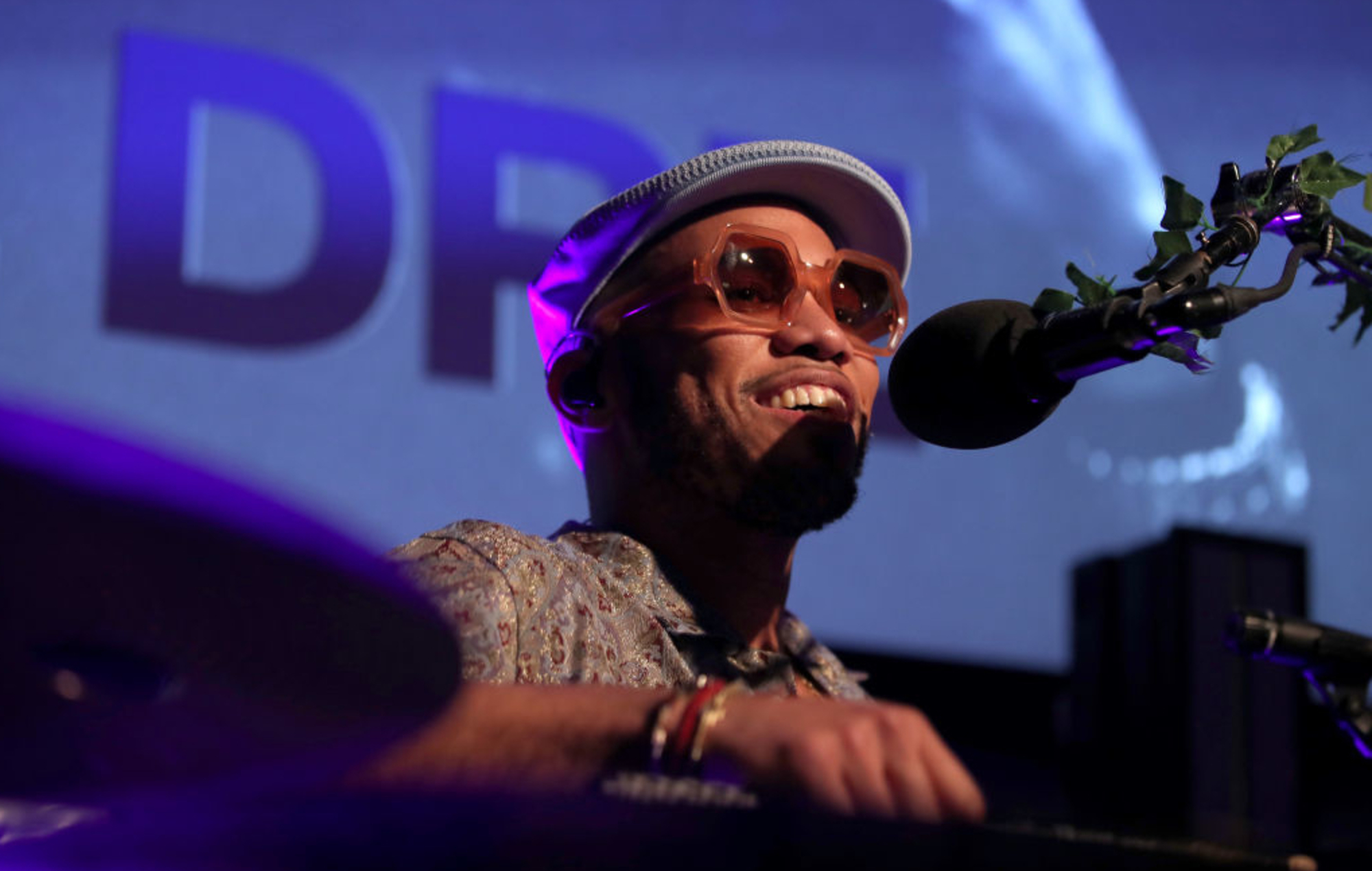 Anderson .Paak to share new