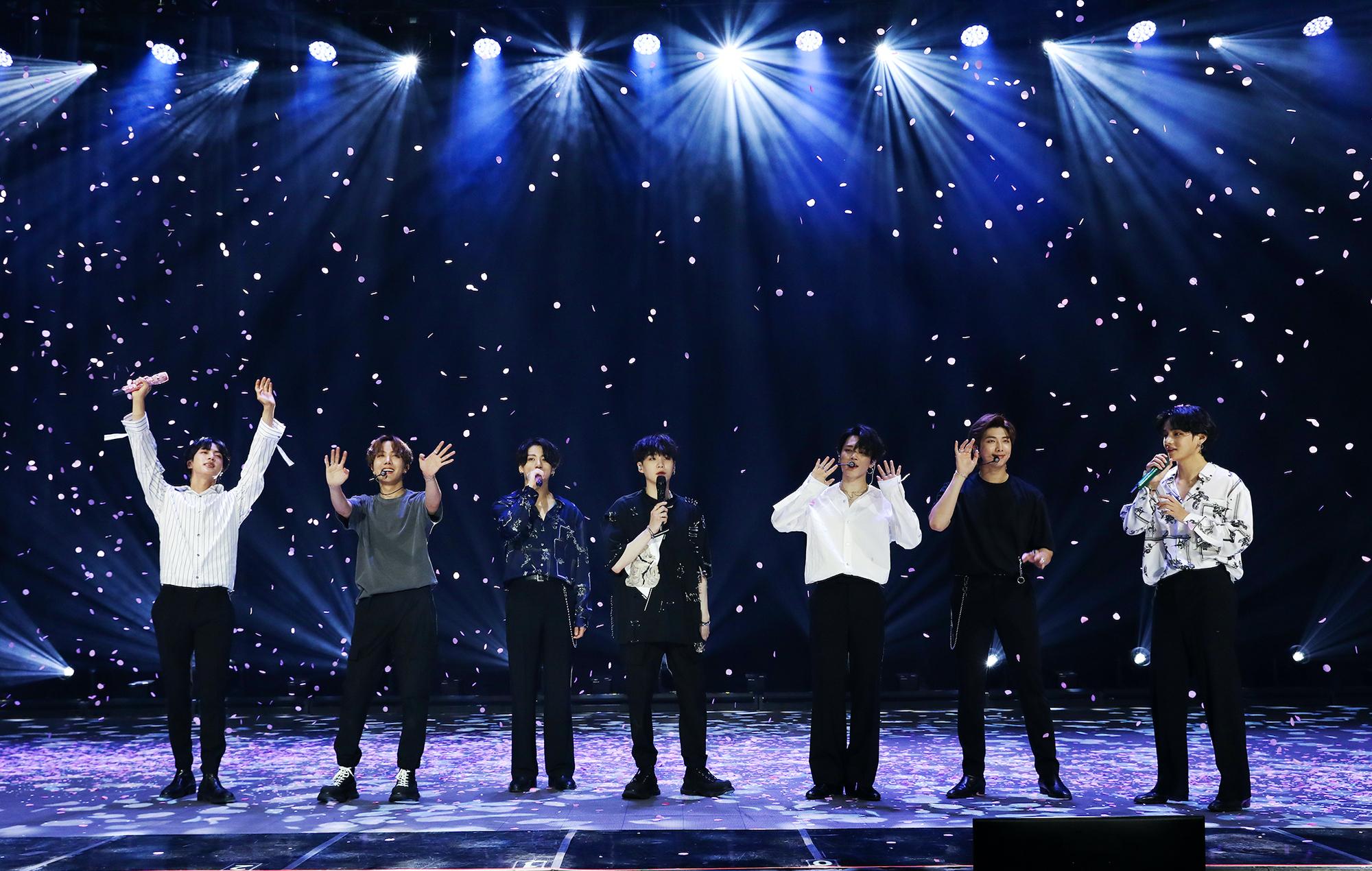 BTS, Bang Bang Con: The Live