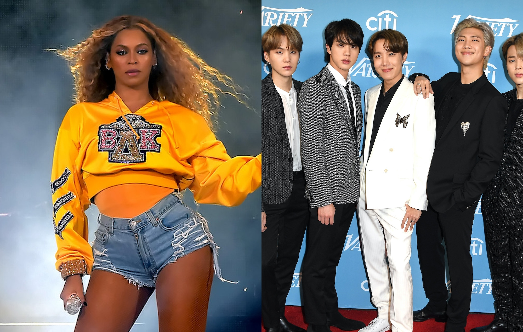 Beyoncé and BTS give 2020 commencement speeches