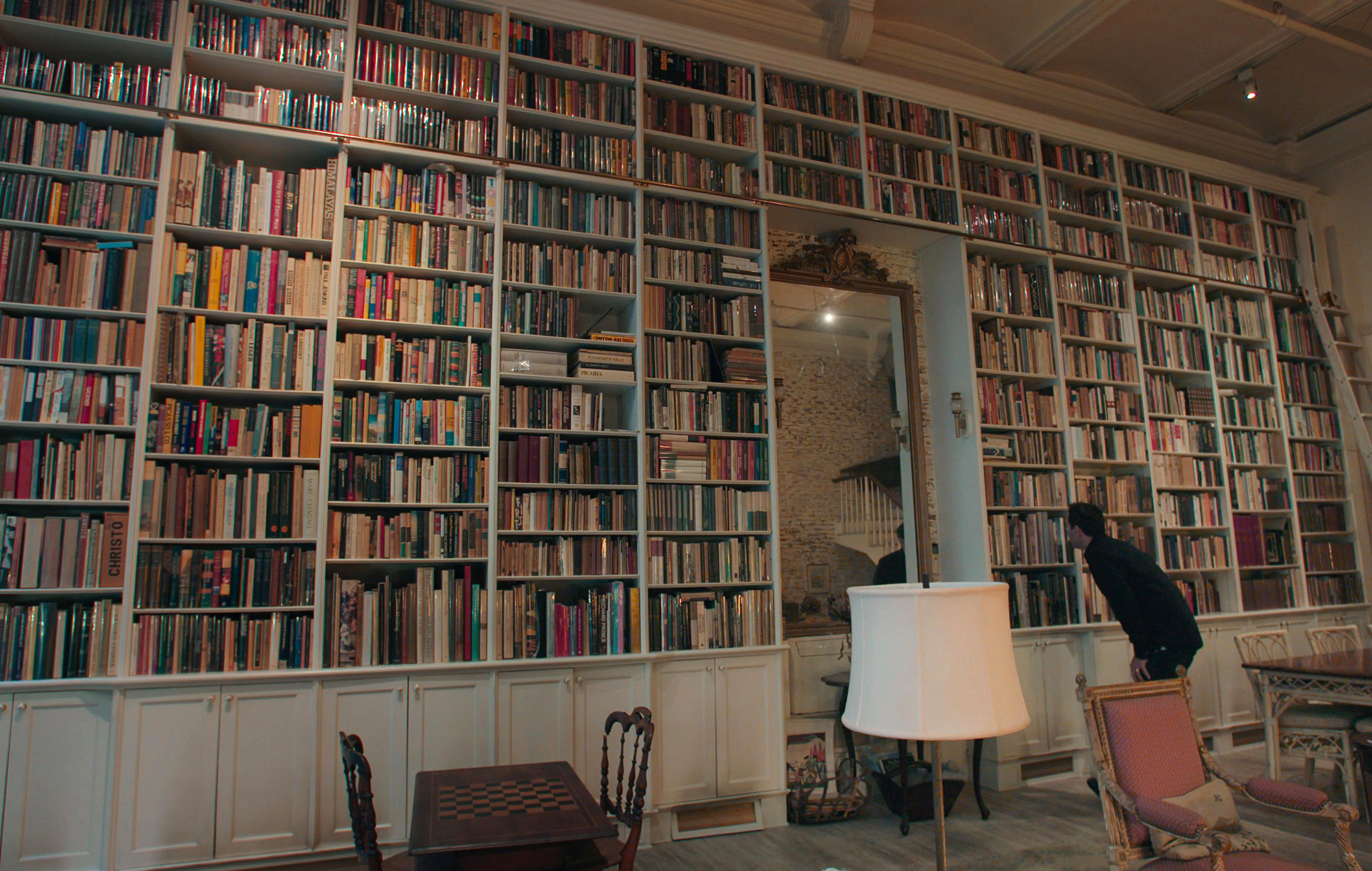 'The Booksellers' review: charming documentary about the joy of collecting