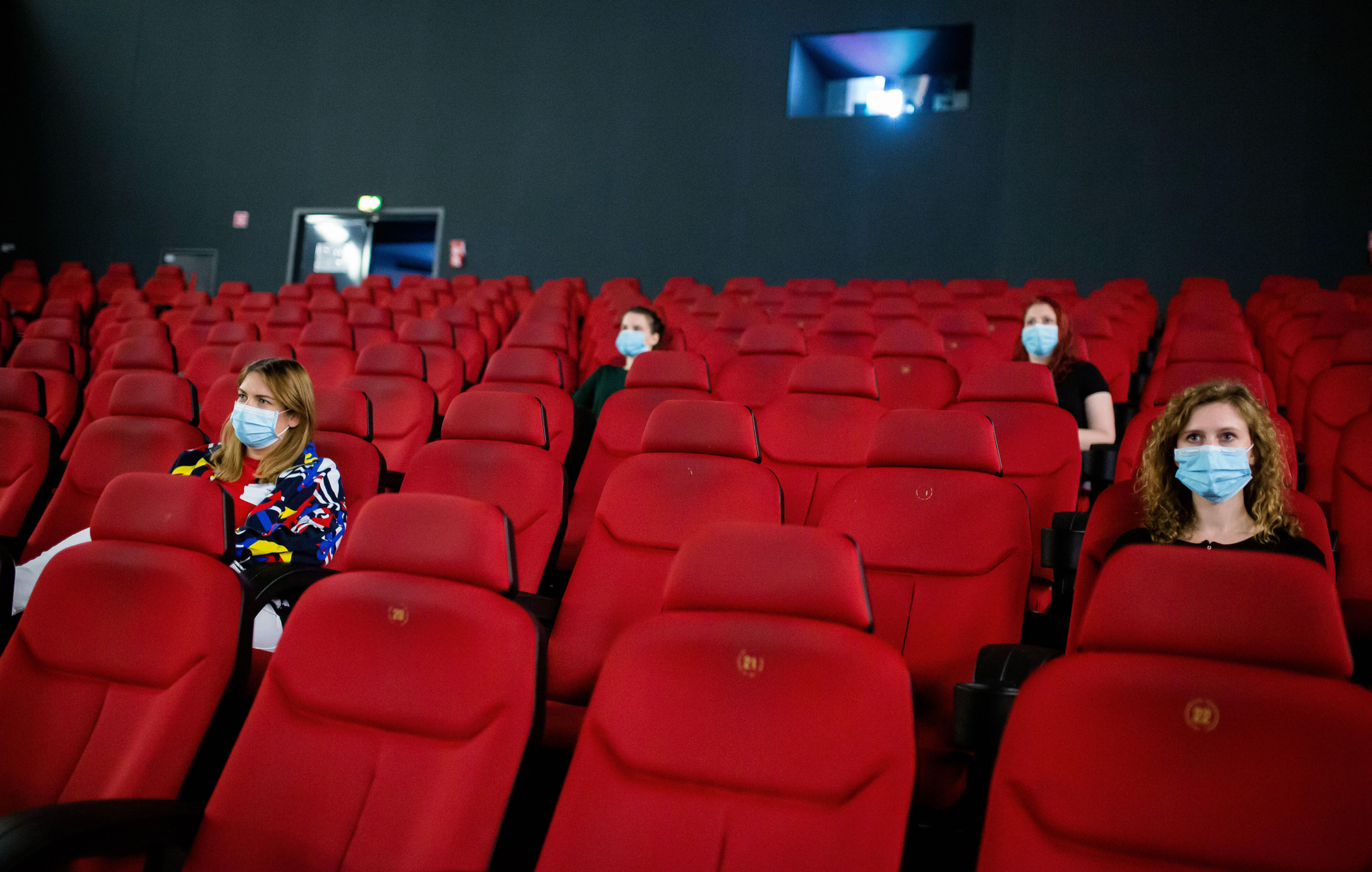 How will social distancing work in cinemas? Is it safe to return?