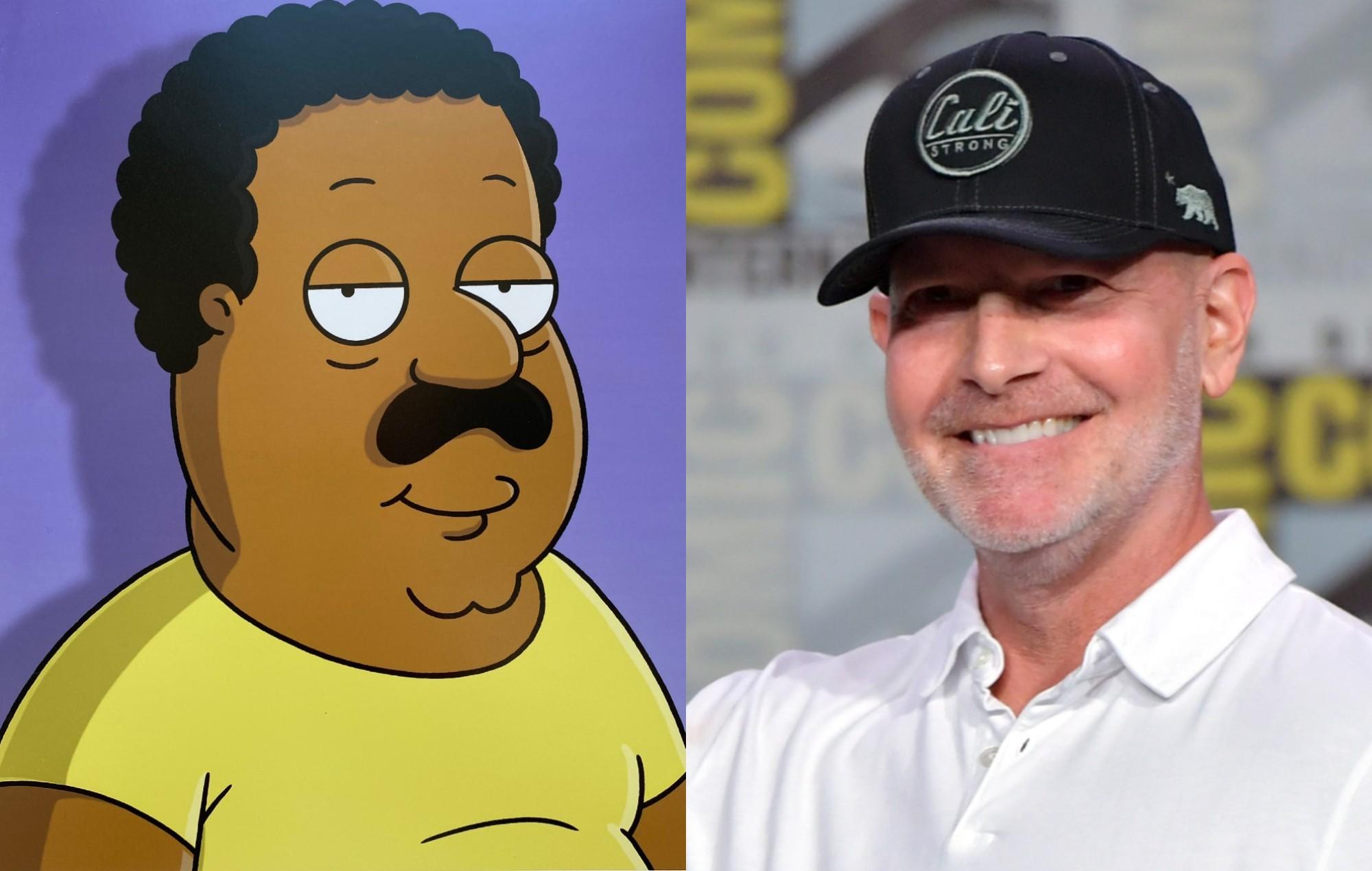 Family Guy Cleveland