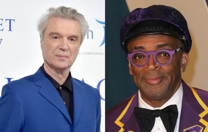 David Byrne & Spike Lee