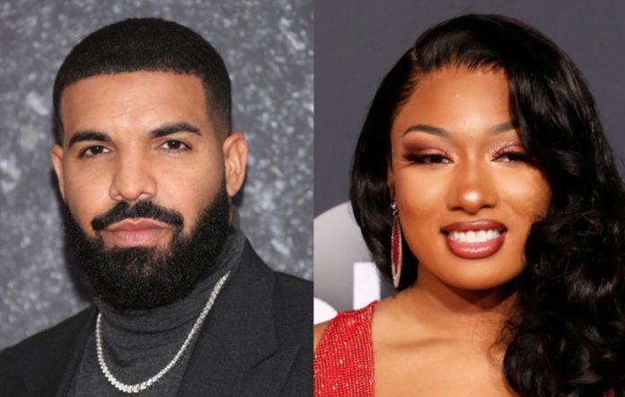 Drake and Megan Thee Stallion
