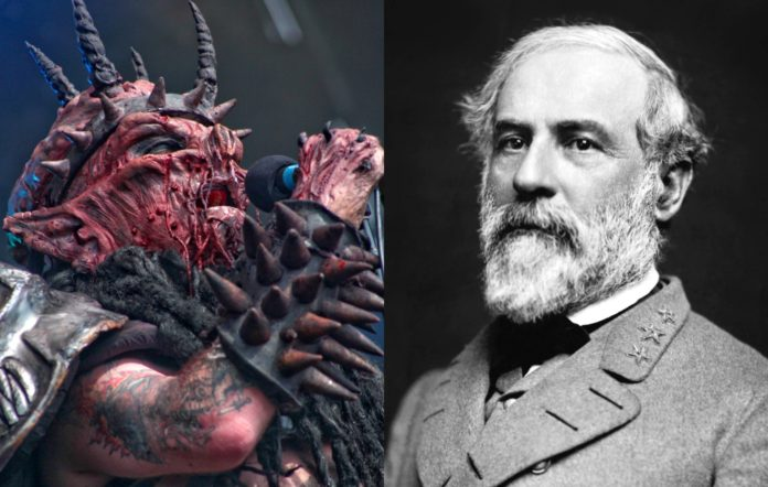 Gwar Robert E. Lee
