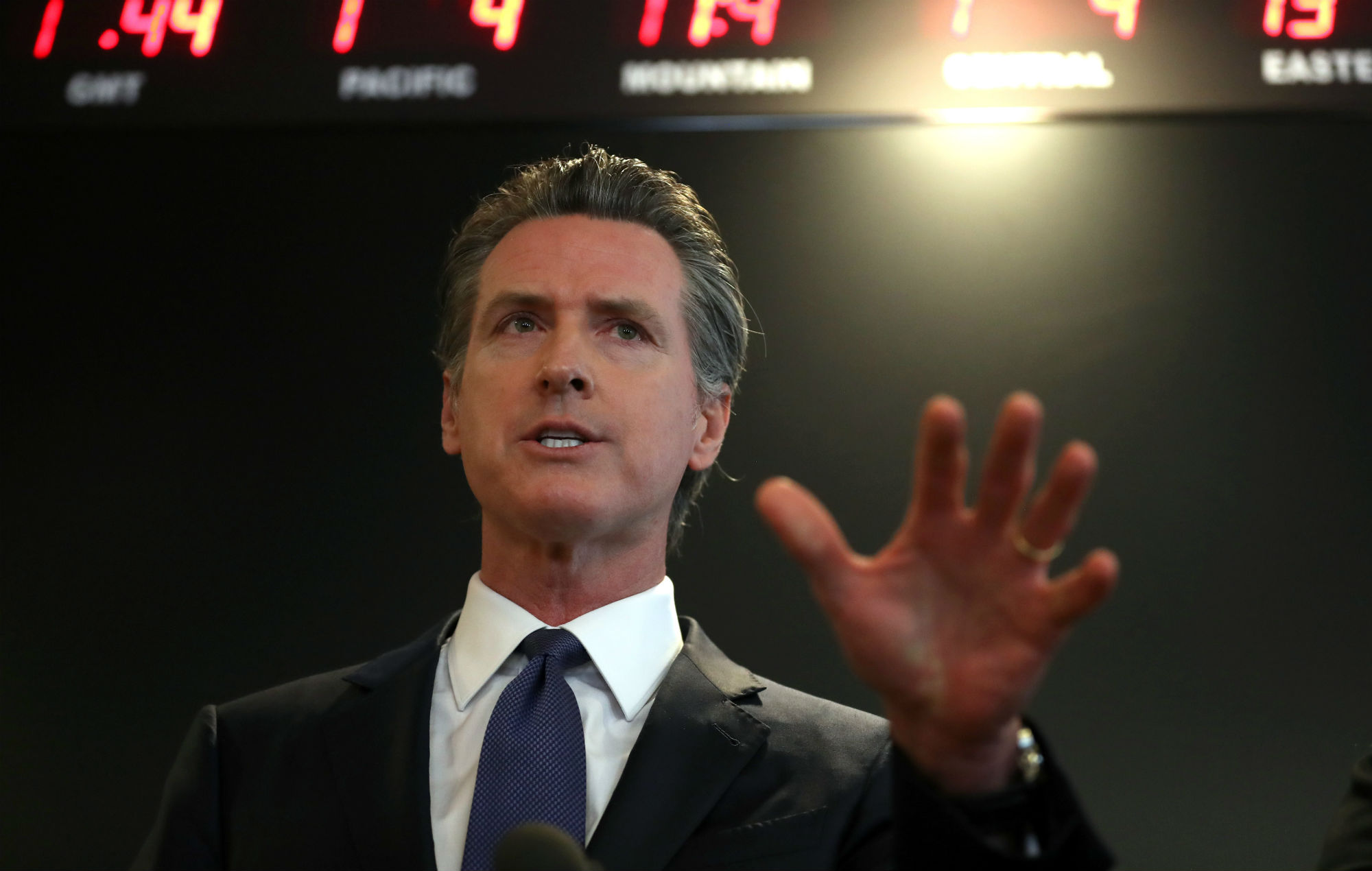Gavin Newsom Governor of California