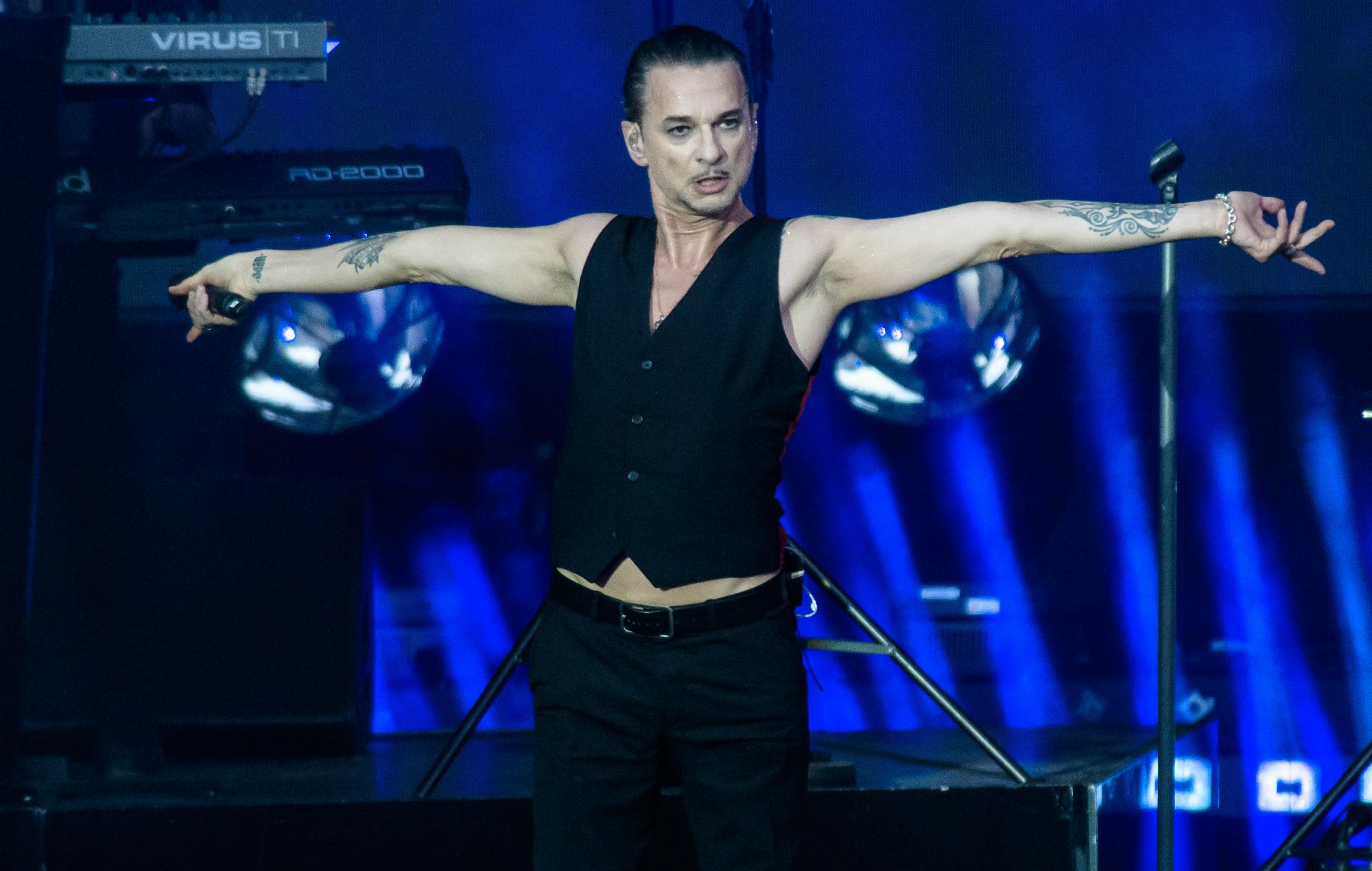 Depeche Mode Live Stream