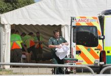 Glastonbury medics