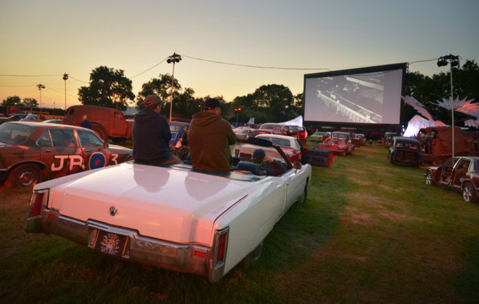 Cineramageddon, Glastonbury 2019