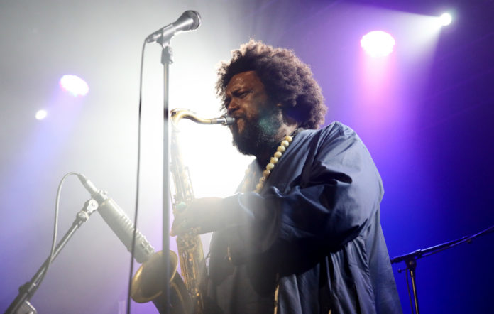 Kamasi Washington group