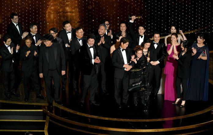 Parasite Oscars