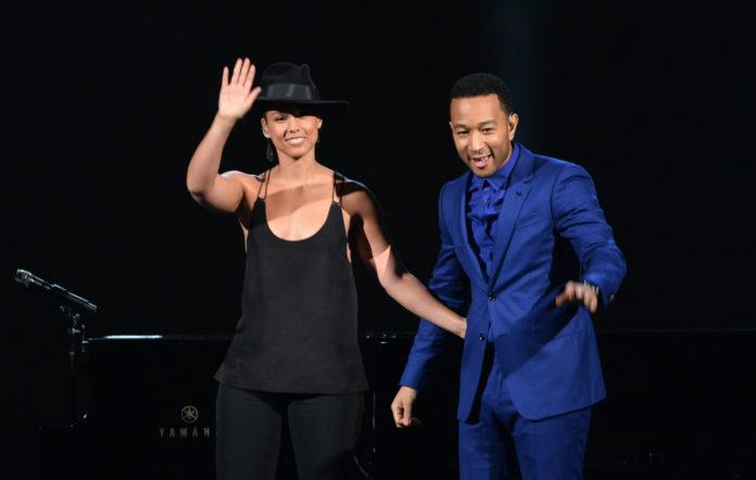 Alicia Keys, John Legend