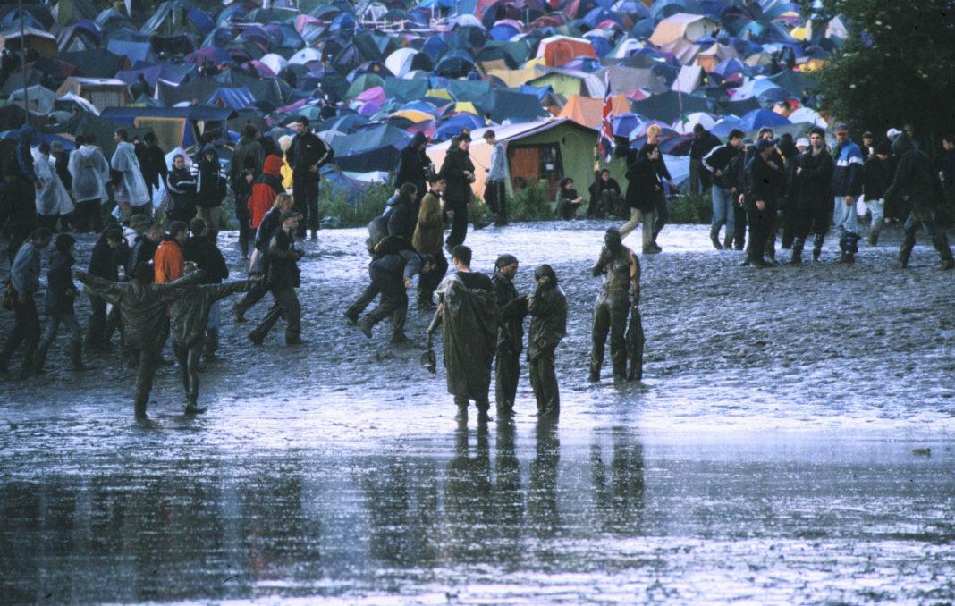 Glastonbury 1997