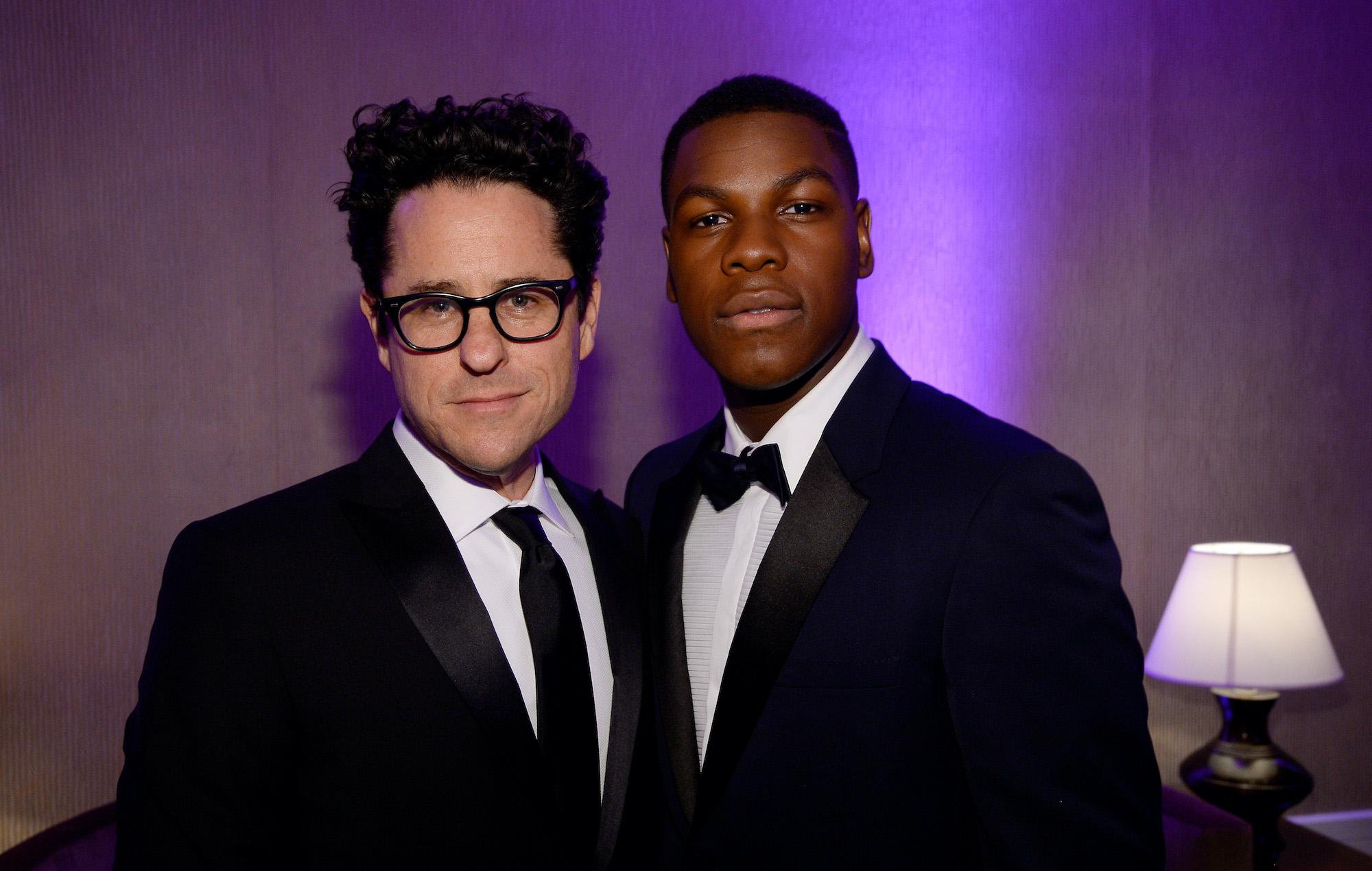 JJ Abrams, John Boyega