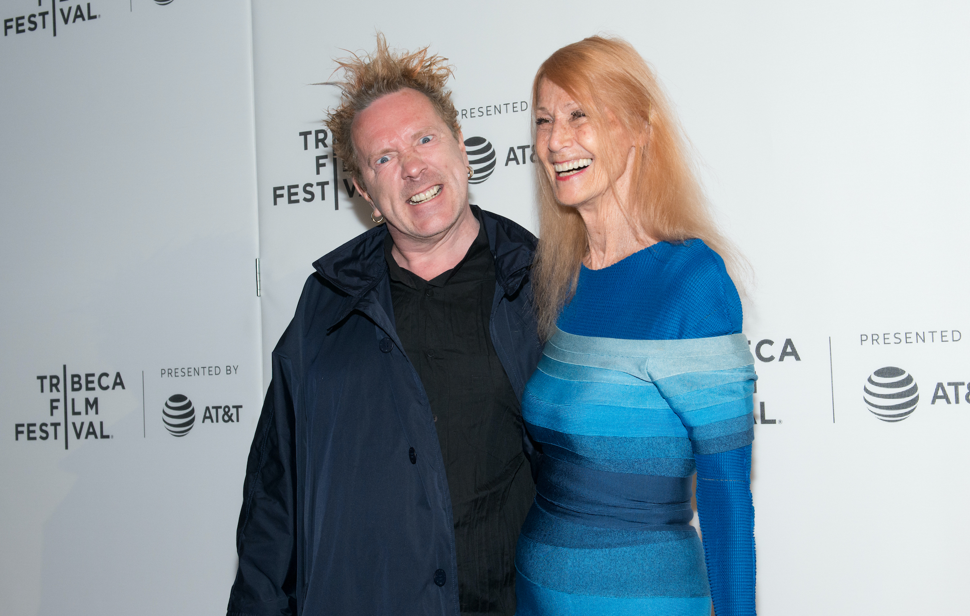 Johnny Rotten a full time carer for wife Nora