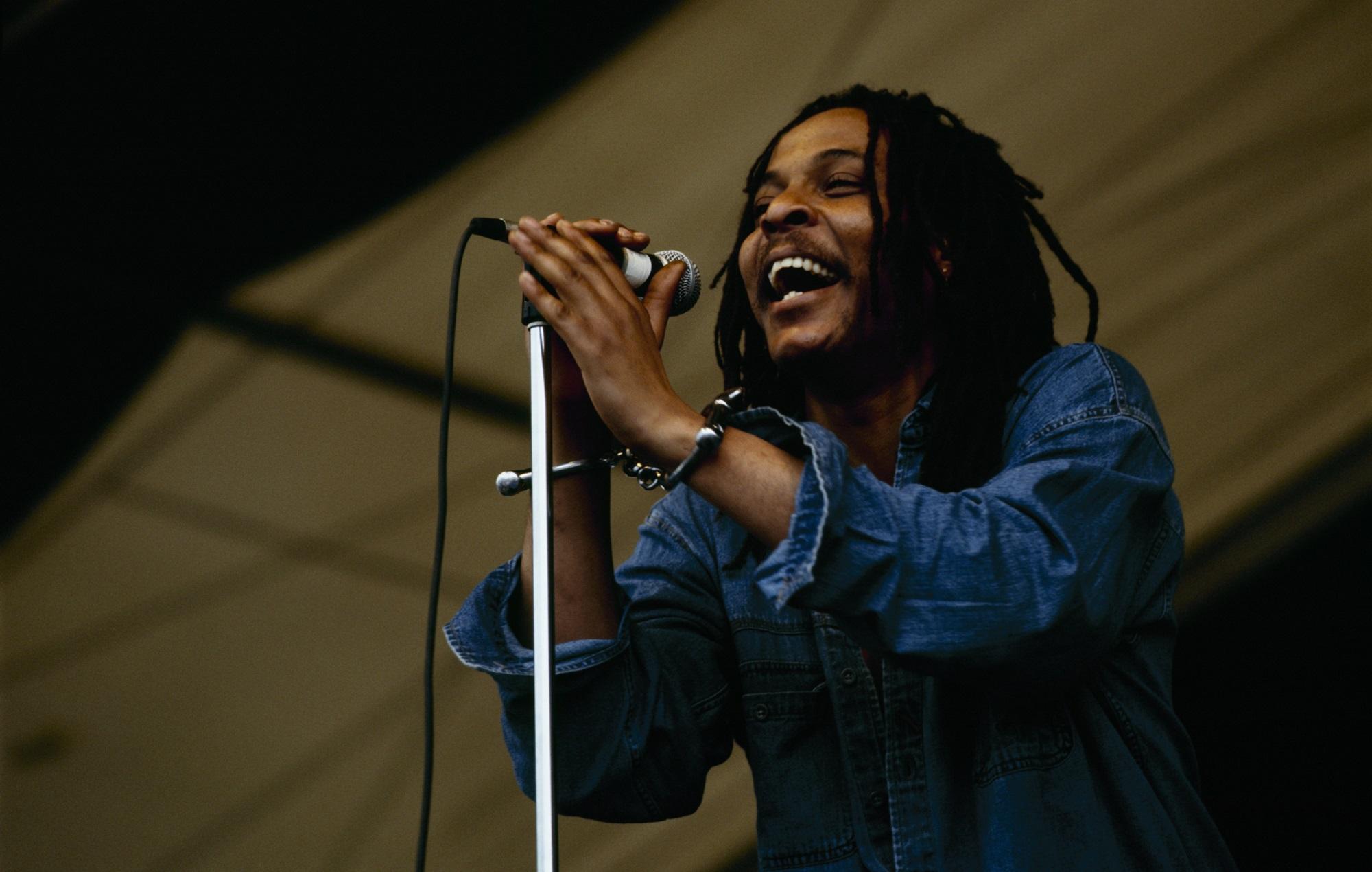 Nigerian reggae star Majek Fashek has died, aged 57