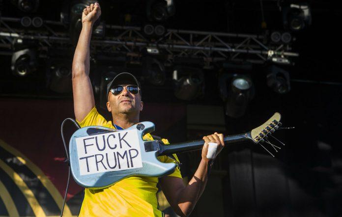 Rage Against The Machine's Tom Morello