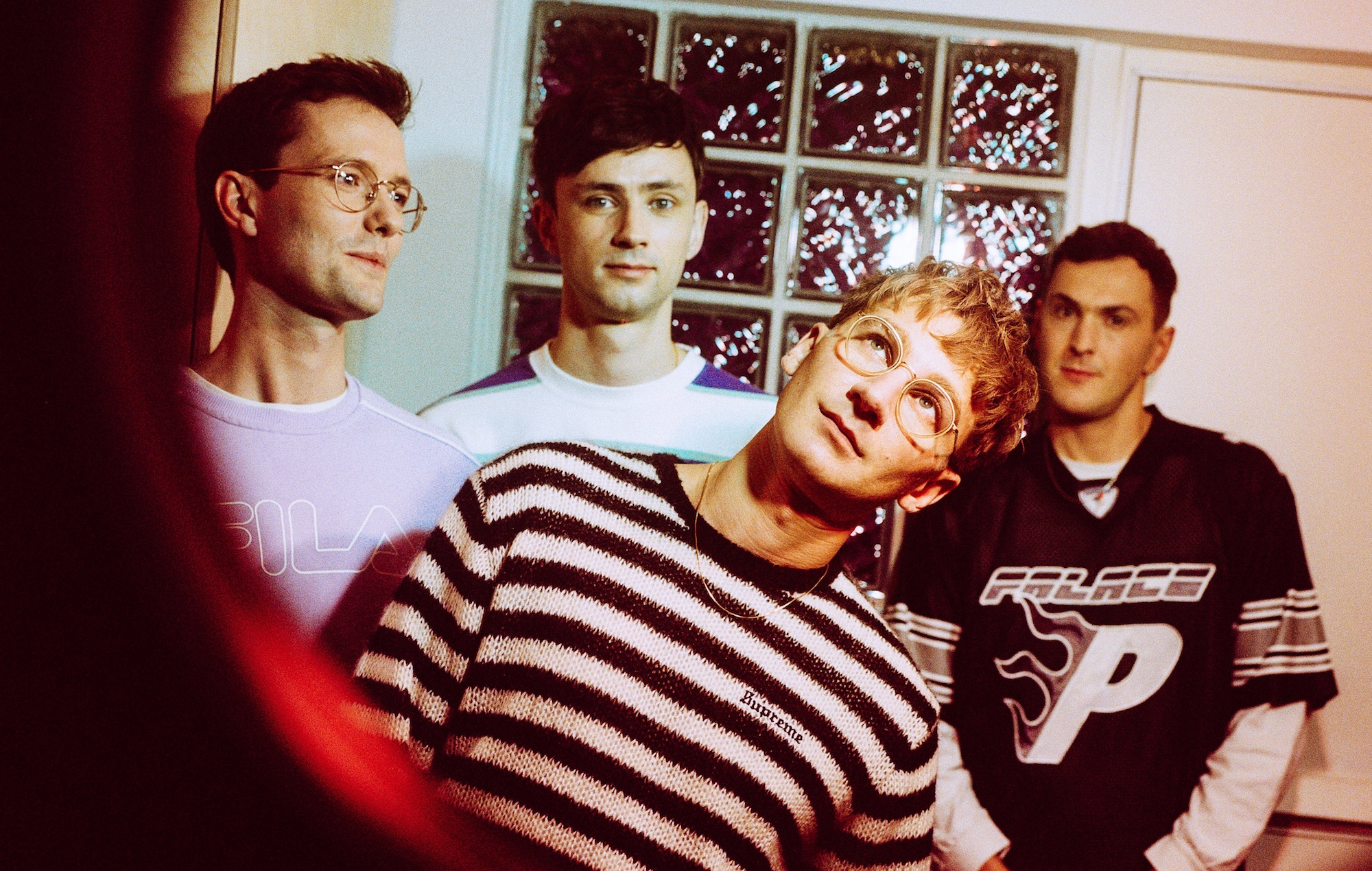 Glass Animals announce special 'Live In The Internet' performance
