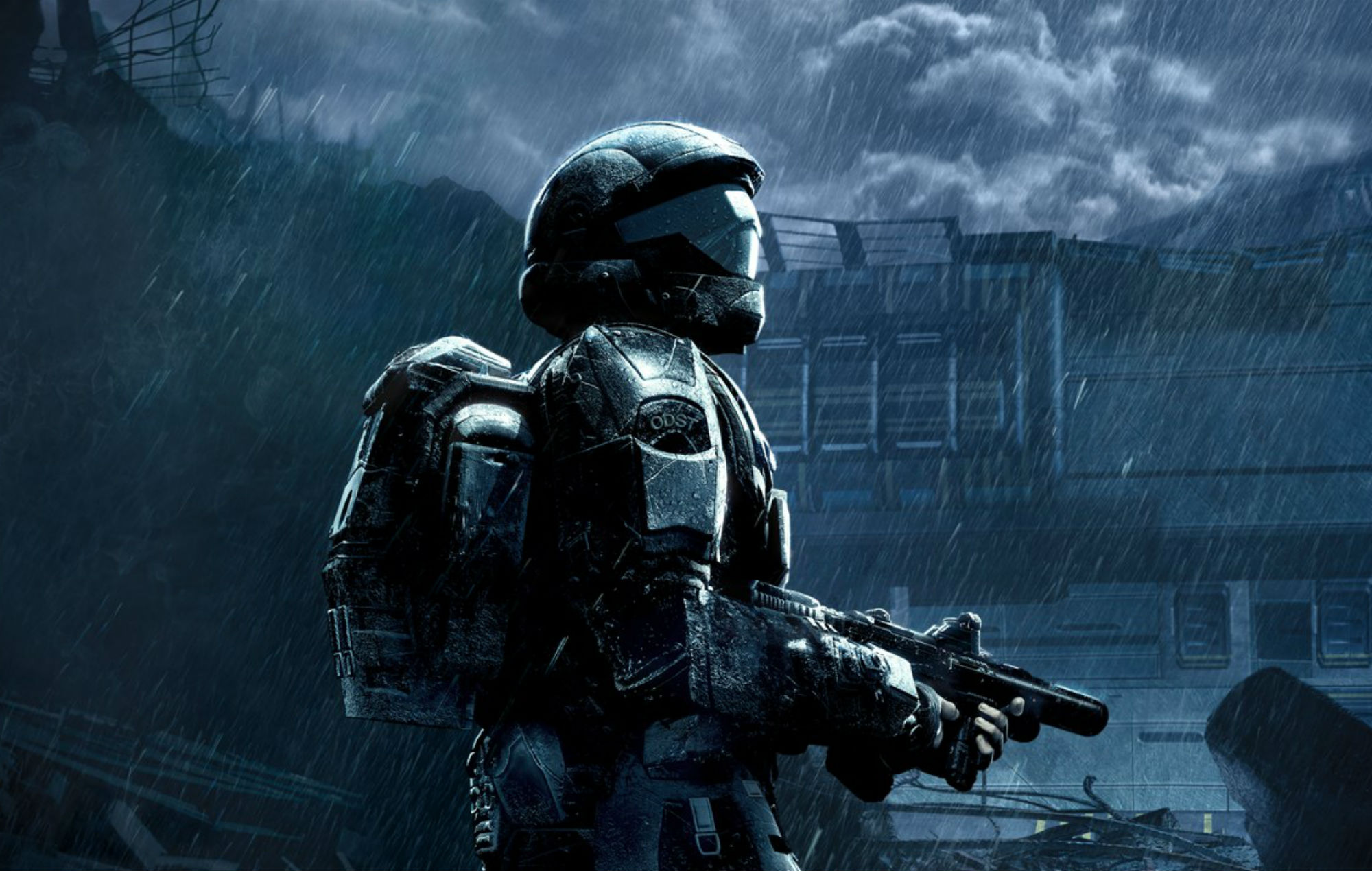 Halo 3 Odst Firefight Is Coming To The Master Chief