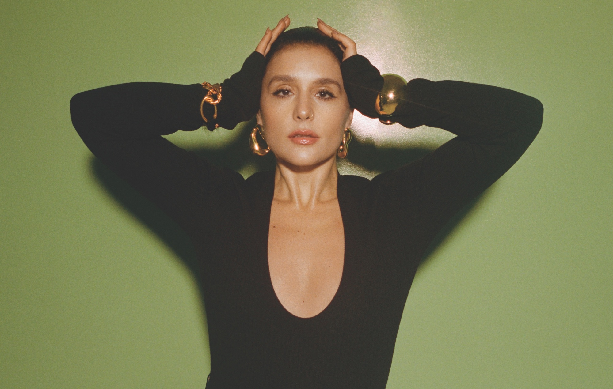 Jessie Ware and Kylie Minogue are working on new music together