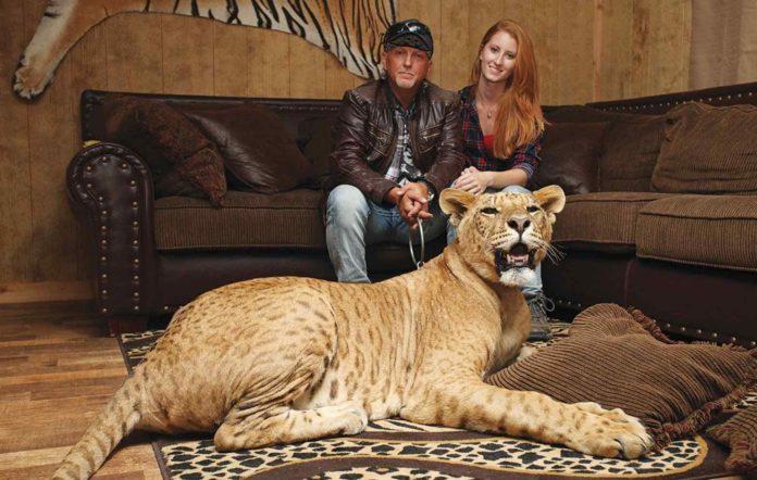 Tiger King - Jeff Lowe and Lauren