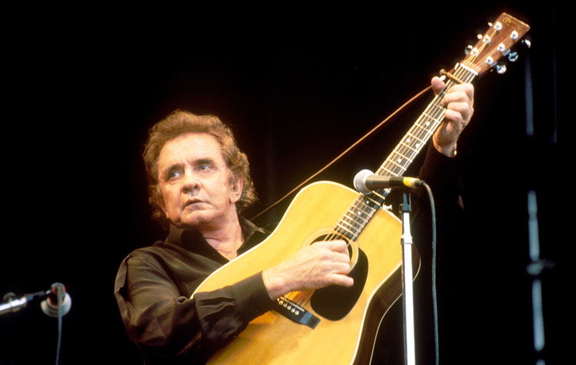 Third Man Records to release unearthed 1973 Johnny Cash live album