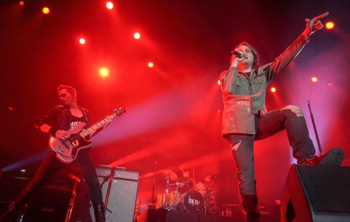 My Chemical Romance US tour