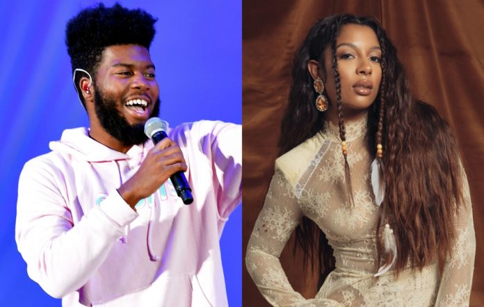 Khalid and Victoria Monet announce new collaboration