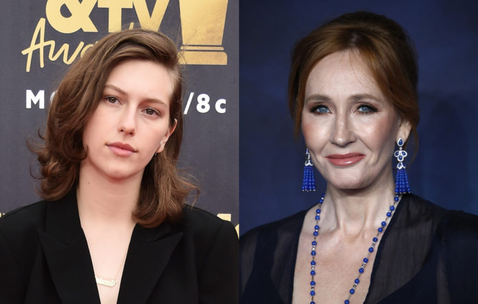King Princess and J.K. Rowling