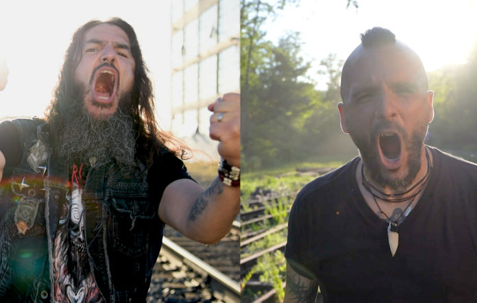 Machine Head / Killswitch Engage's Jesse Leach