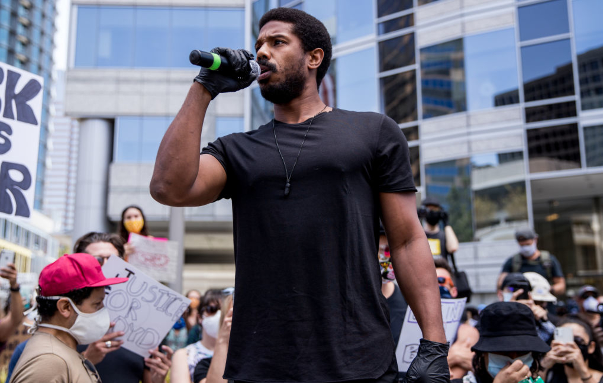"Michael B. Jordan requires residences and companies to ""make investments in unlit body of workers"" 2"