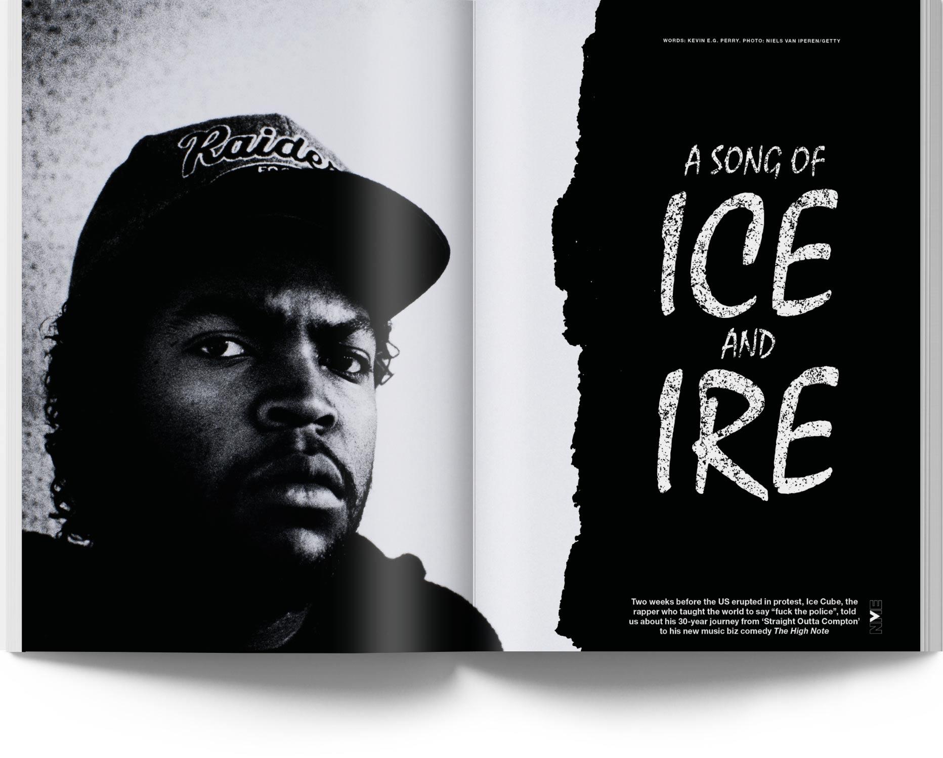NME Australia 07 - Ice Cube