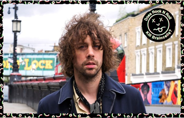 Does Rock 'N' Roll Kill Braincells?! – Johnny Borrell, Razorlight - NME interview