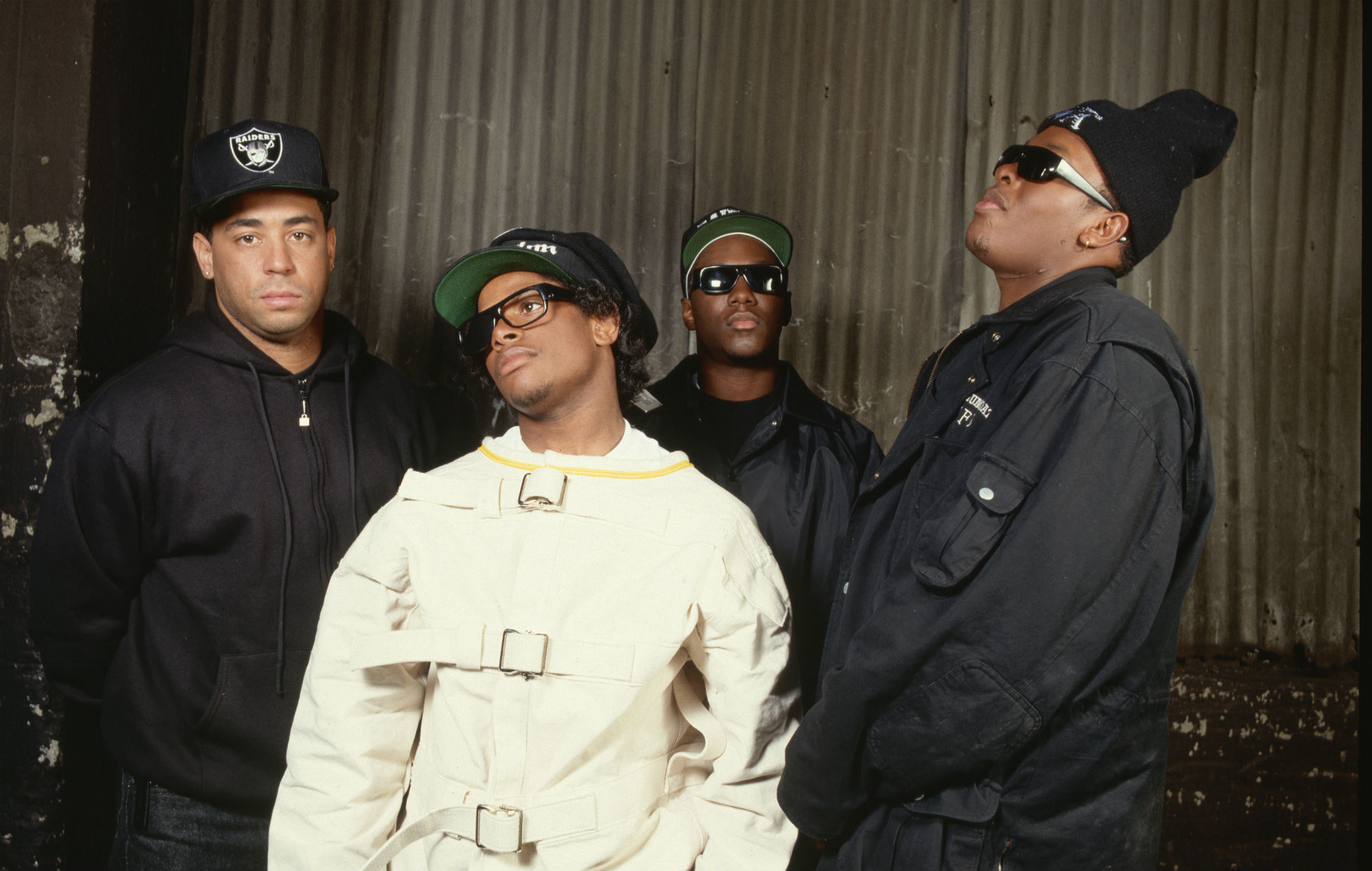 Streams of N.W.A's 'Fuck Tha Police' grow by 272 per cent amid George Floyd protests