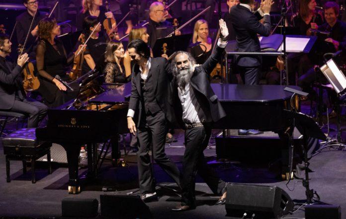 Nick Cave and Warren Ellis - Film Music_Sydney Opera House_credit_Daniel Boud