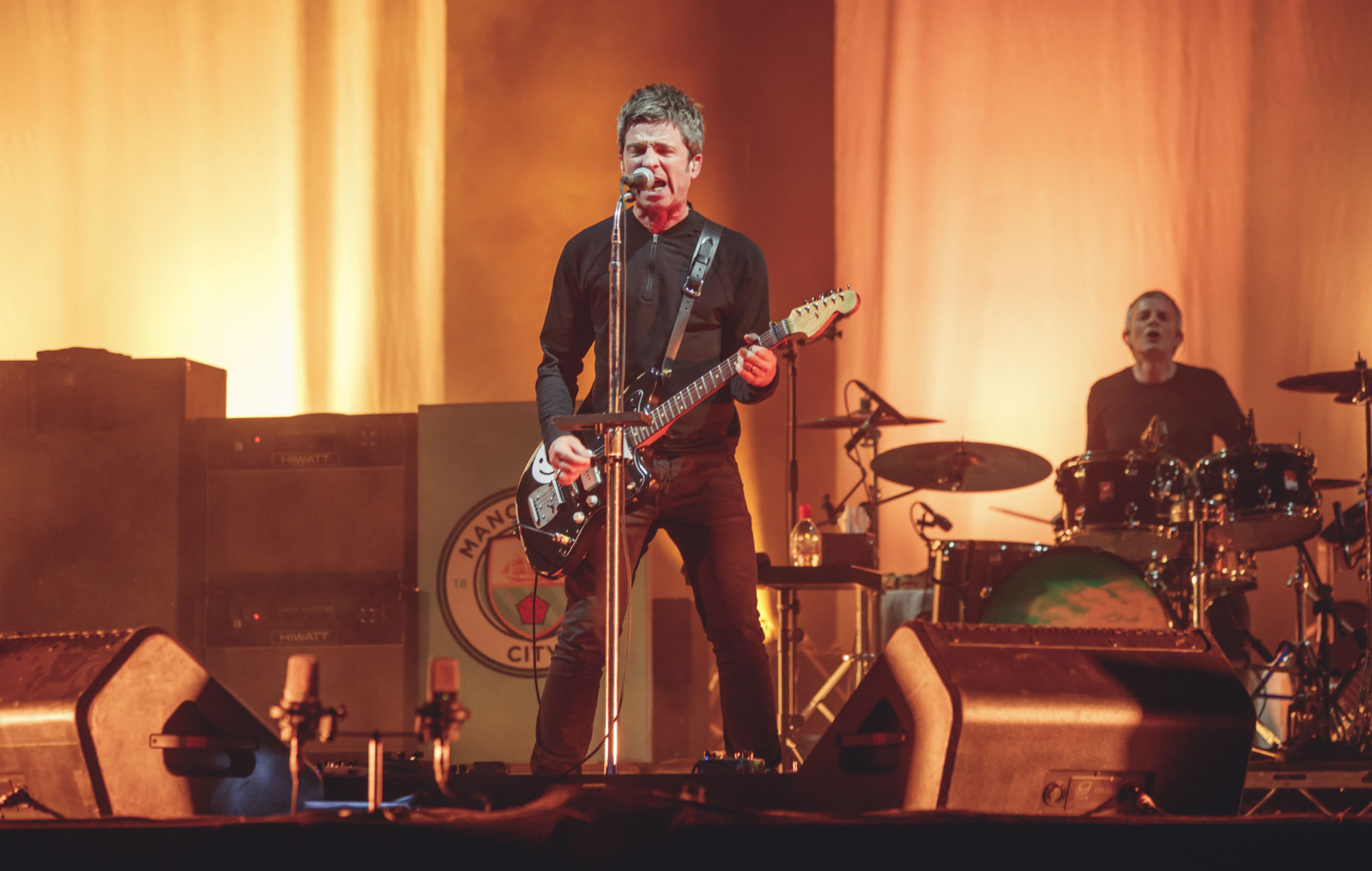 Noel Gallagher reveals he once lost a book of early Oasis lyrics