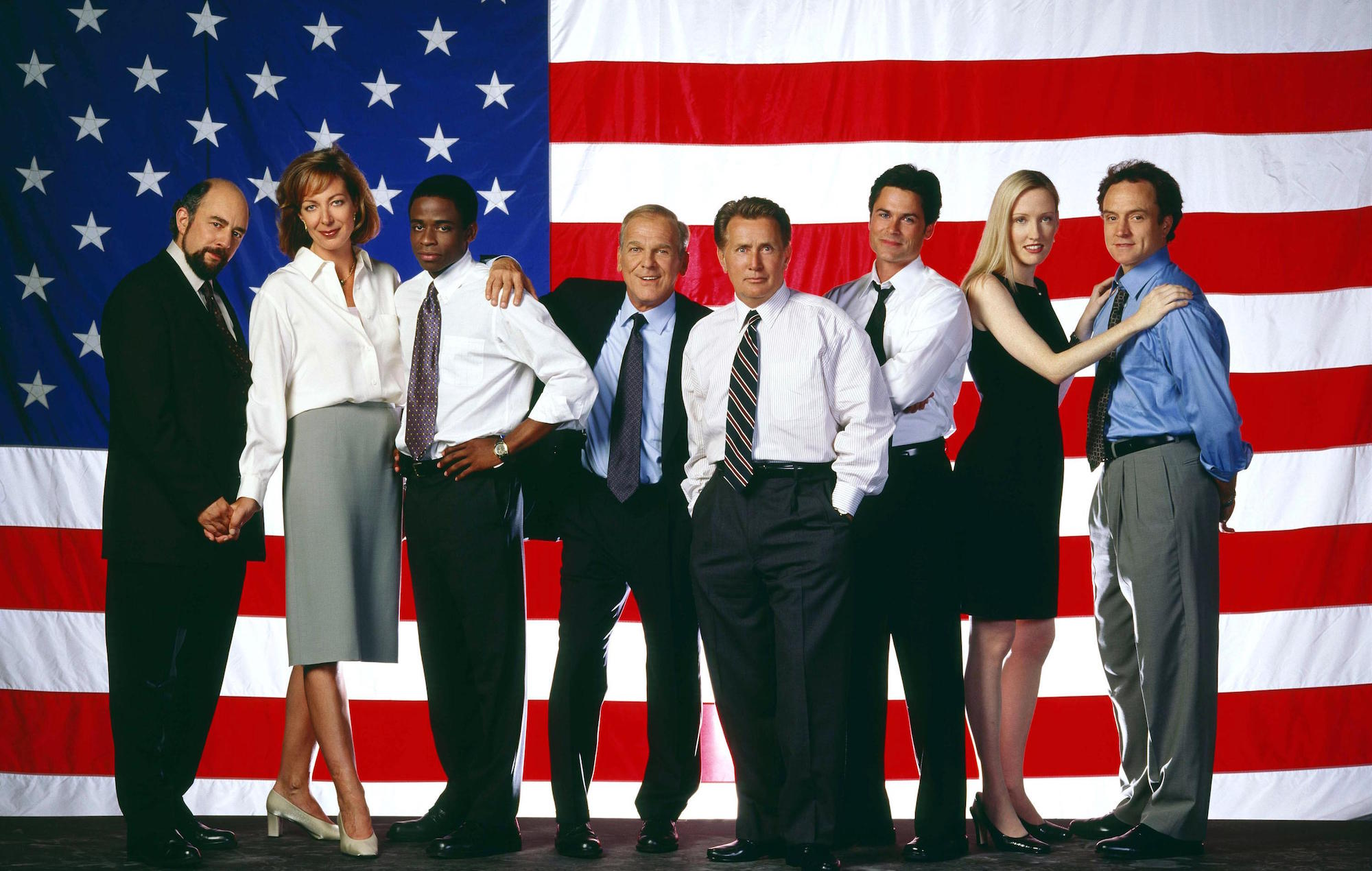 'West Wing' special reunion confirmed to promote voting in 2020 election