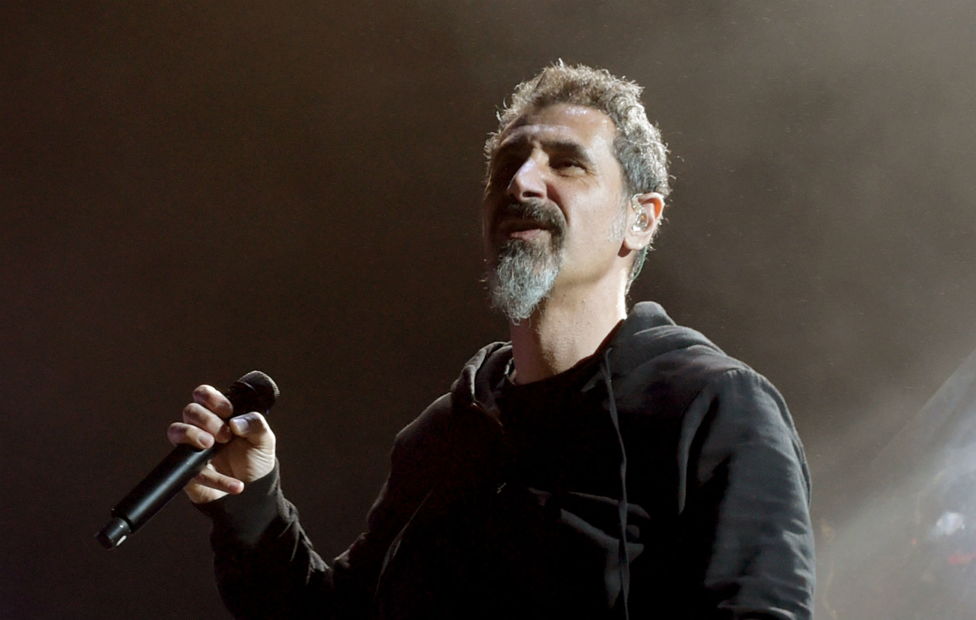 "Serj Tankian discusses ""high probability of genocide of Armenians"""