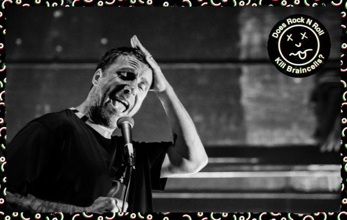 Does Rock 'N' Roll Kill Braincells?! Jason Williamson, Sleaford Mods