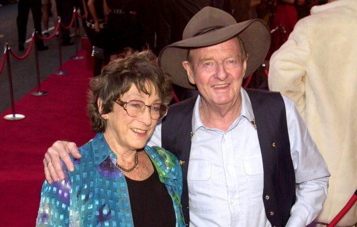 Joy McKean and Slim Dusty