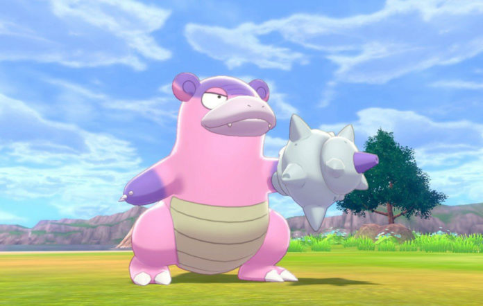 Pokemon Slowbro