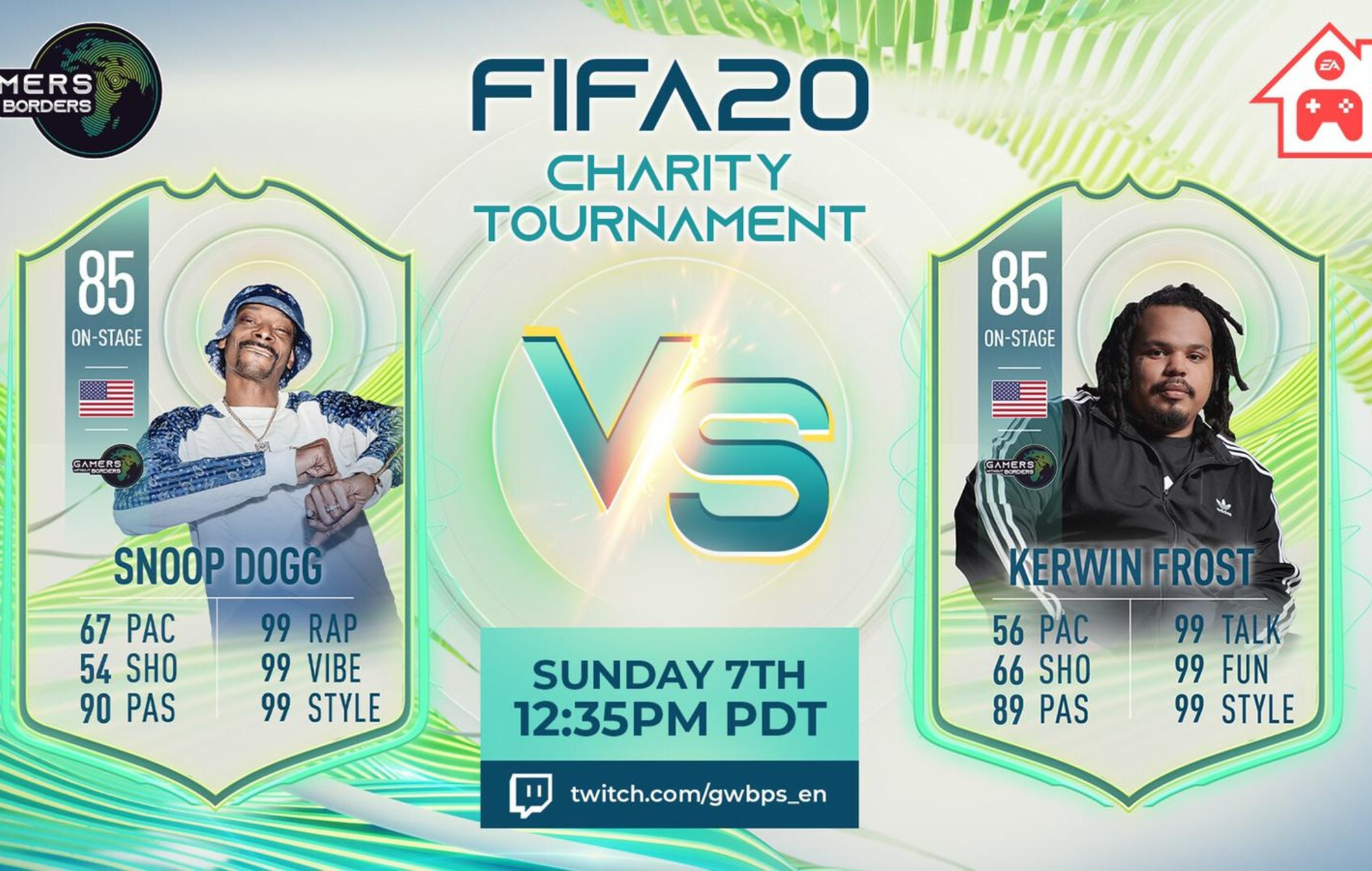 Snoop Dogg FIFA Tournament