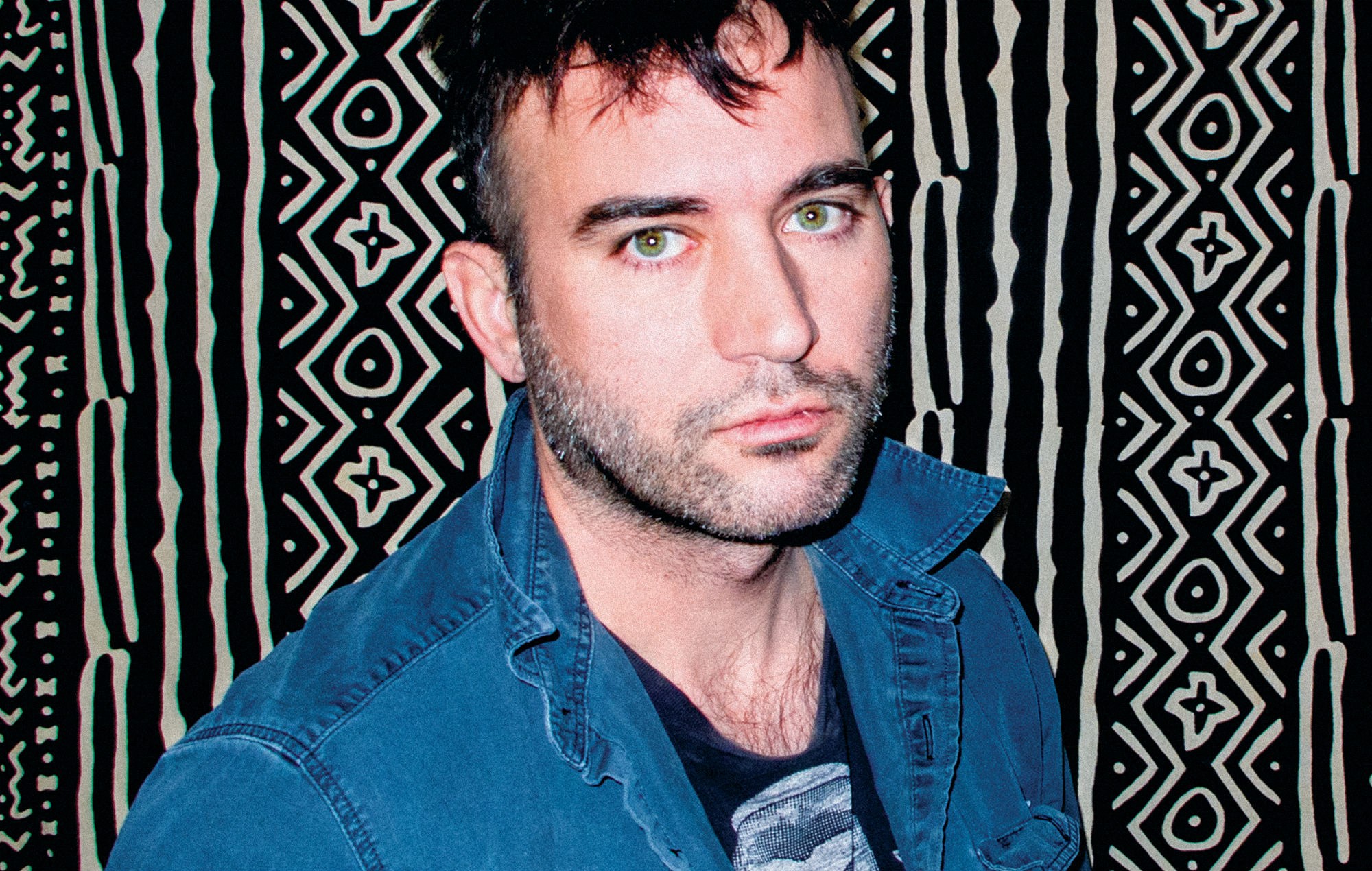 Listen to Sufjan Stevens' 'America' B-side, the ten-minute epic 'My Rajneesh' | NME