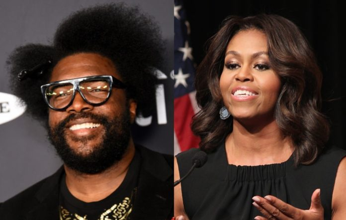 The Roots and Michelle Obama