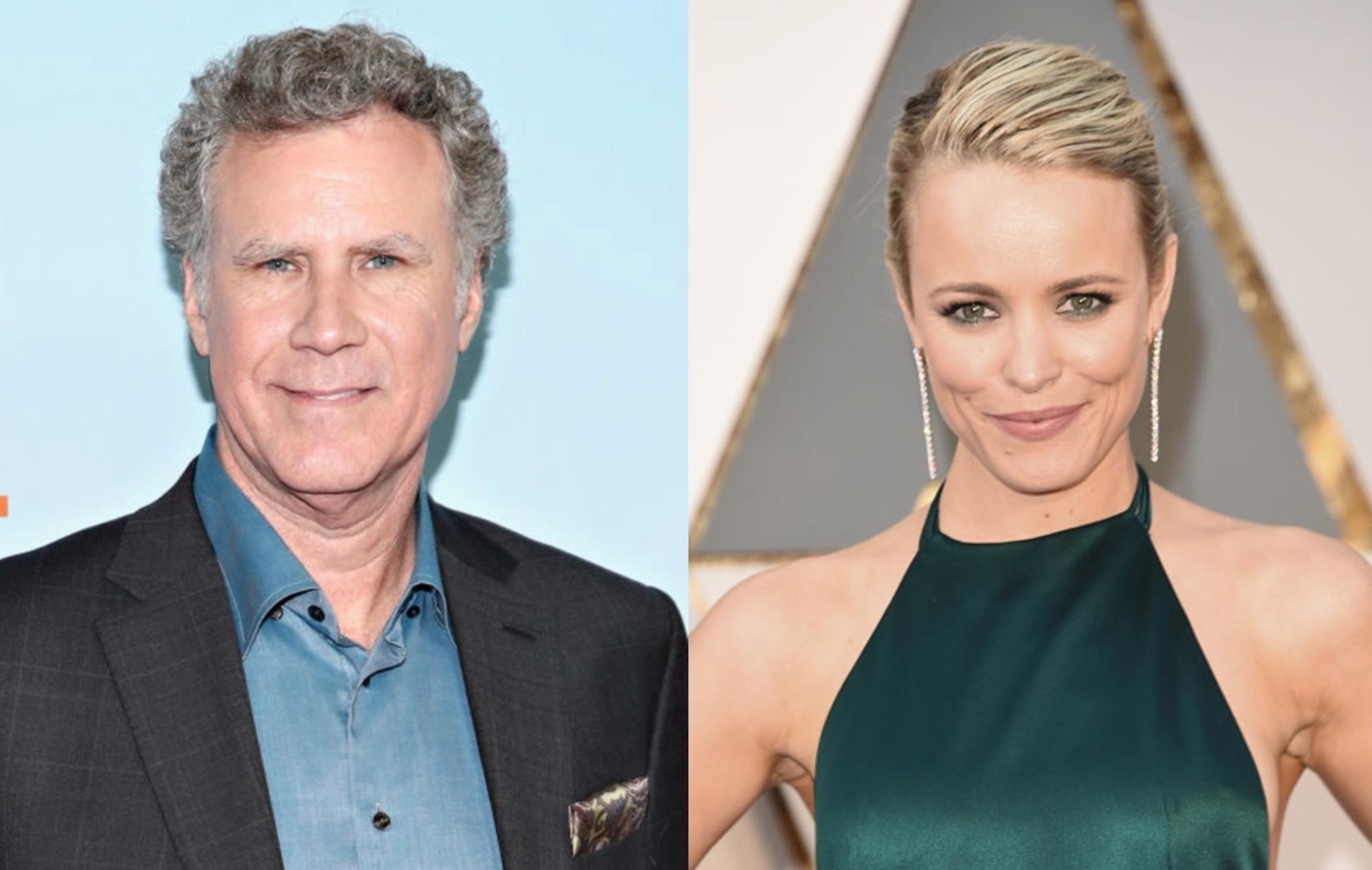 Will Ferrell And Rachel Mcadams Tease Upcoming Wedding Crashers Sequel